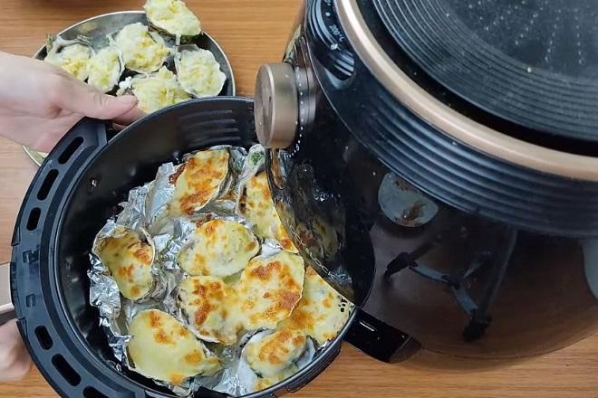 Những món nướng ngon dễ làm bằng nồi chiên không dầu