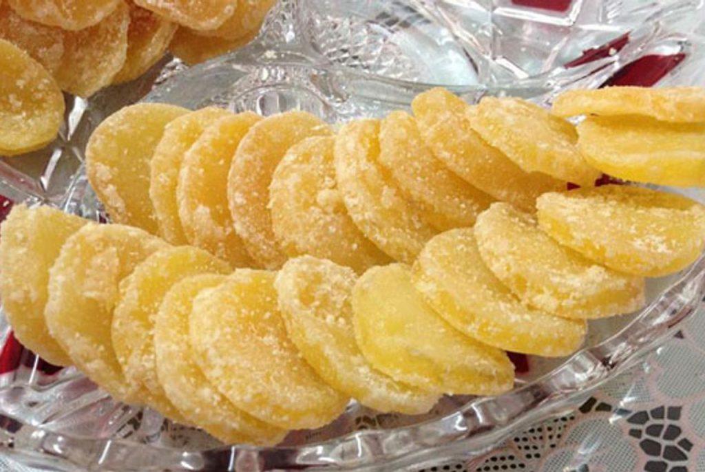 Mứt khoai tây - Món ngon lạ miệng đãi khách đơn giản dễ làm