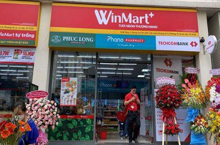 WinMart+ phục vụ tất tần tật từ F&B, ngân hàng, dược phẩm, thực phẩm tươi ngon thượng hạng